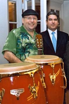 Luister muziek duo cubano